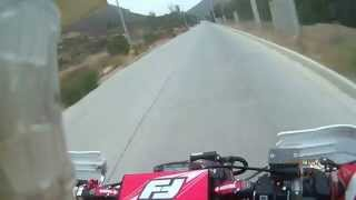 ZORROS RACING #123A Score Baja 500,2014. Salida hasta mi cambio en Piedras Gordas. parte 1 de 3