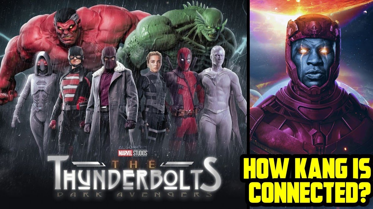 How Dark Avengers / ThunderBolts are connected to Kang The Conqueror ? | Captain B2