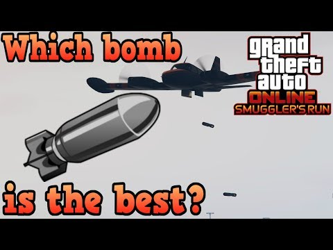 Which bomb type is the best? - GTA Online