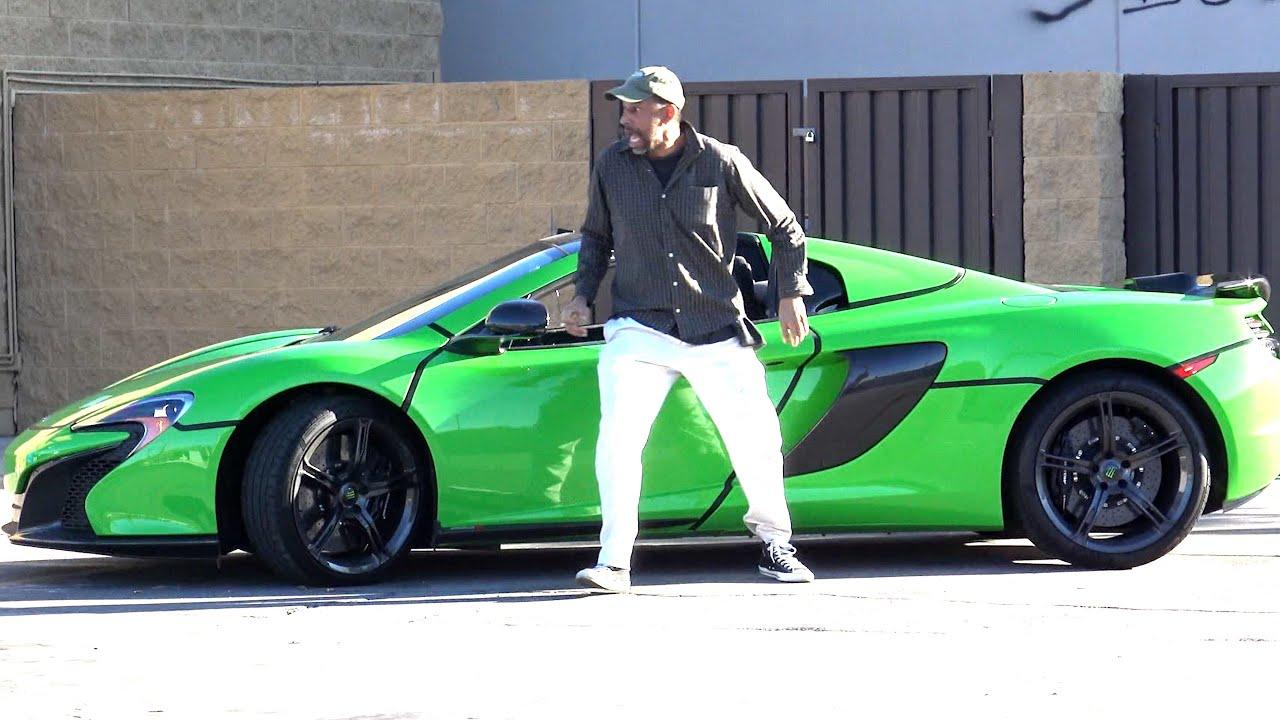 Bait McLaren Prank Electric Bait Car YouTube - Bait car tv show