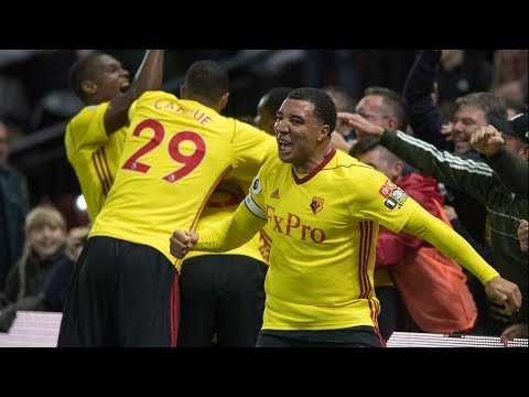 FIFA 17 - WATFORD TEAM OUT OF POSITION!!! DEENEY IN GOAL!!