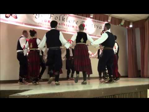 May 2, 2015, Chicago Folklore Festival