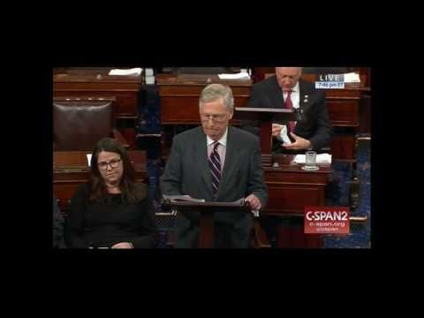 """The Senator Will Take Her Seat"""