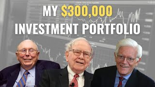 Revealing My $300,000 Investment Portfolio at 24 Years Old | Passive Income Investments
