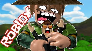ROBLOX #218-FIGHT GEGEN DEN MONSTER GIANT!