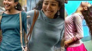 Sai Pallavi Hot Show in Tight & Fashionable dress Show-Part 2