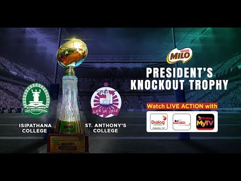 Isipathana College v St. Anthony's College - Milo President