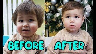 Kids Boys Haircut 2018 Стрижка машинкой Стрижка для мальчика