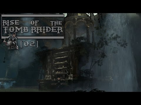 Merle Let´s Play ★ Rise of the Tomb Raider [02] Das Grab des Propheten   1080p HD