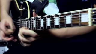 Electrodrome (Mario Kart 8) Guitar Cover