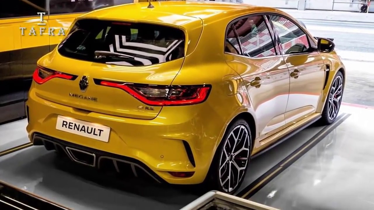 2019 RENAULT MEGANE RS - Exterior and Interior