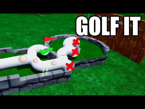 GOLF IT | CHALLENGE HOYO EN 1 (o en 2)