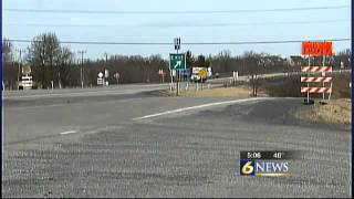 Acid rock, bats cause for concern for Route 322 expansion