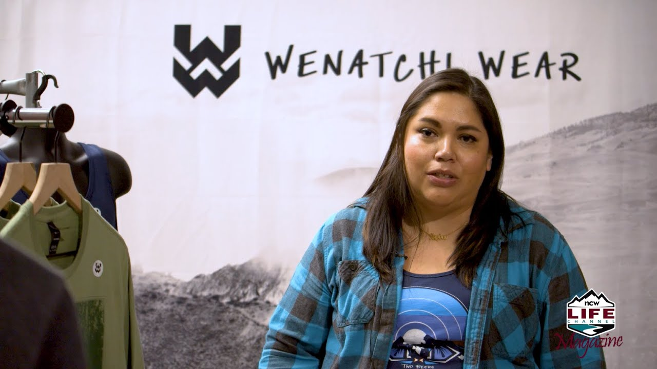 NCWLIFE Magazine: Wenatchi Wear, a Company Inspired by Native History