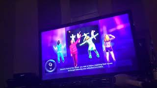 Just dance 3 Dynamite Short Version 5 stars (11k) Xbox 360