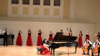 May 3, 2013 in Pierce Chapel, Wheaton College Piano Quintet in G Mi...