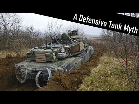 A Defensive Tank Myth