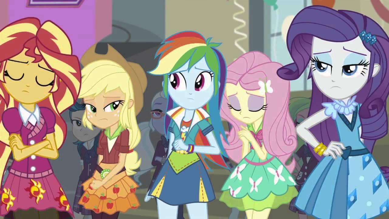 My Little Pony: Equestria Girls – Los Juegos De La Amistad