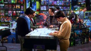 The Big Bang Theoy 02x22 The Classified Materials Turbulence Intro