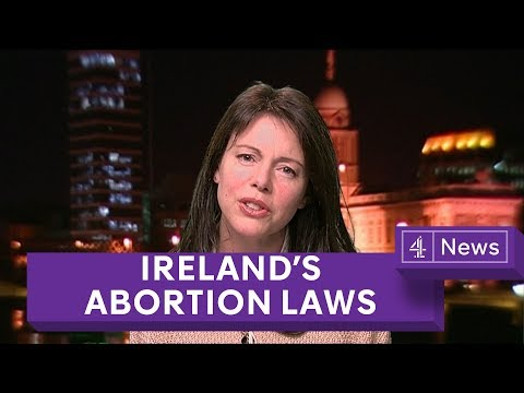 Ireland abortion laws: Should they be changed? (Full debate on referendum)