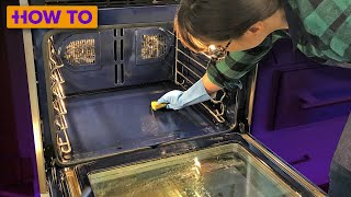 How to clean y๐ur oven with this simple DIY hack