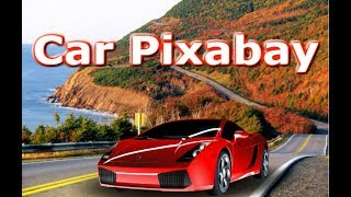 How to Composite a Car onto a New Background in Pixlr Without Photoshop