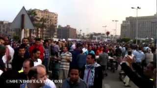 مفاجأة: إغتصاب ليلي علوي في التحرير