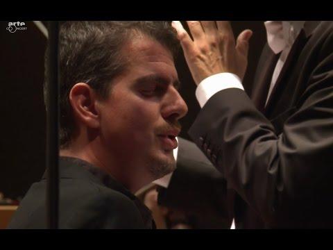 """P. Jaroussky sings Dalbavie's """"Sonnets de Louise Labé"""" - NDR Elbphilharmonie Orchester"""