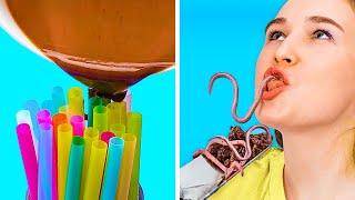 10 BEST RECIPES FOR A PRANK!    Funny Food Prank DIYs by 123 GO! GOLD