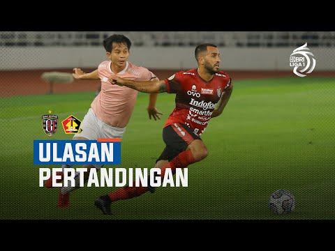 Ulasan Pertandingan Bali United FC Vs PERSIK Kediri
