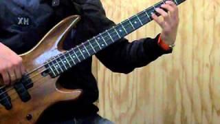 Amor y Control Ruben Blades - (Salsa Bajo Electrico)  ACORDES