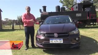 Fiat Cronos 1.8 Precision Pack Premium. Test Auto Al Día. 26.5.18