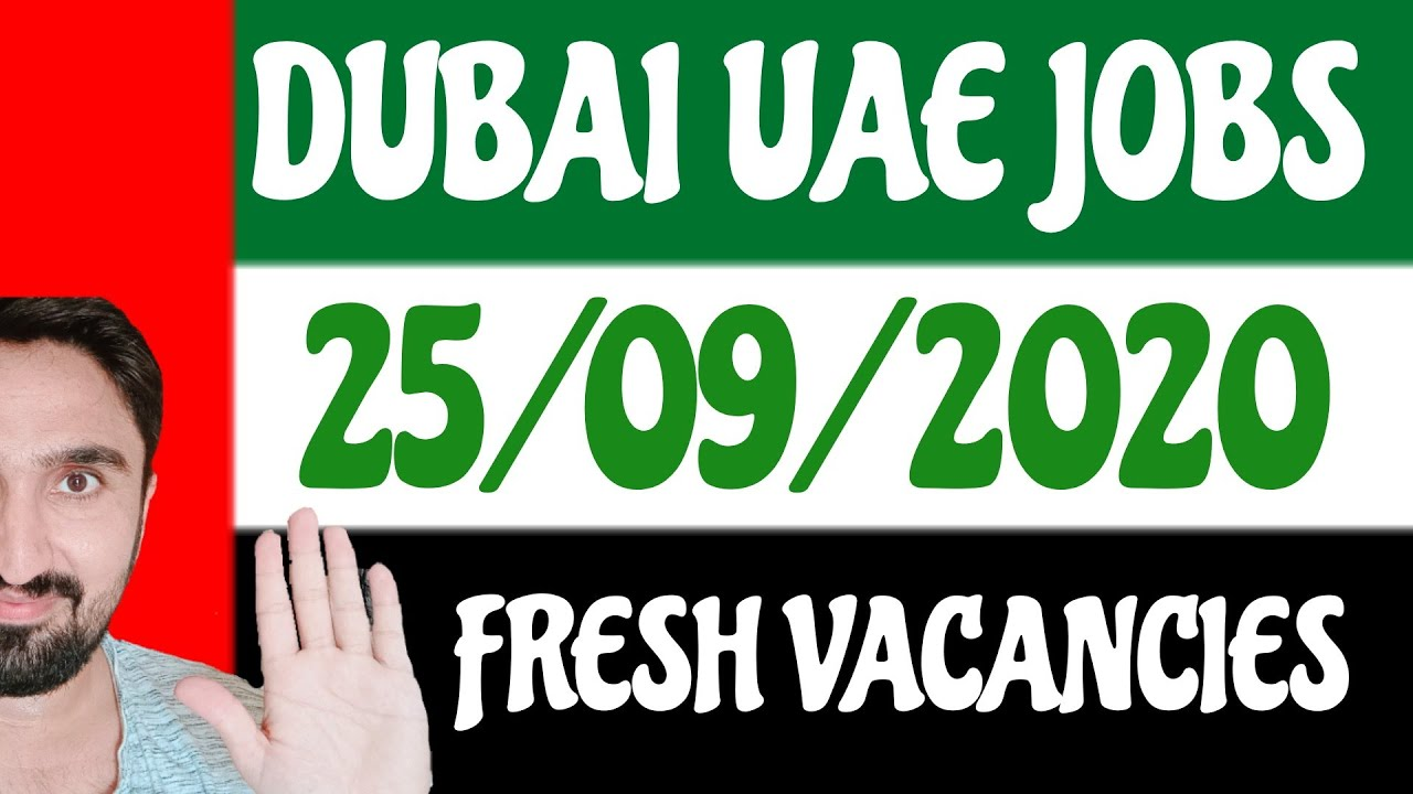 Jobs In Dubai 2020 | Jobs In UAE | Dubai Jobs | UAE Jobs | Fasi Dubai Dubai 🇮🇳🇵🇰🇦🇪