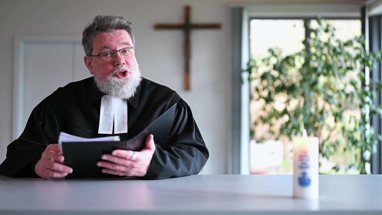 Videopredigt zum Sonntag Kantate