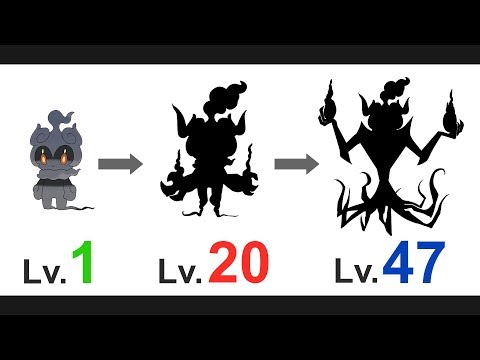 Marshadow Evolution