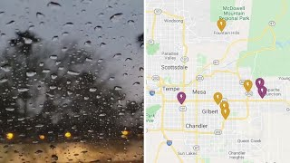 First day of monsoon brings rain, lightning \u0026 outages