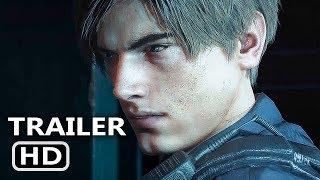 PS4 - Resident Evil 2 Remake Trailer (E3 2018)