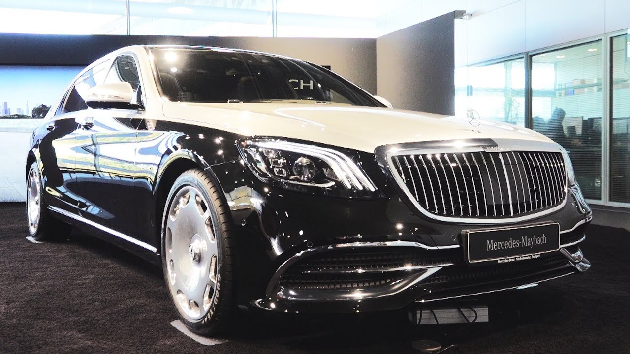 2020 Mercedes S Class Long New Full Review S560 Maybach