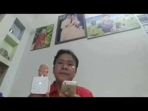 TUXUN Q7S Wireless Microphone Karaoke & HIFI Speaker