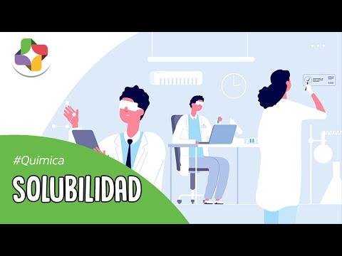 Solubilidad Química Educatina Youtube
