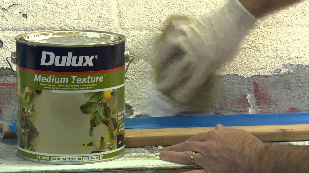 Chapter 5 (Exterior): Blistering On Textured Surfaces    Dulux  Weather Affected   YouTube