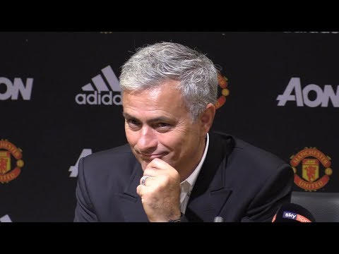 Jose Mourinho Full Pre-Match Press Conference - Manchester United v Burton Albion - Carabao Cup