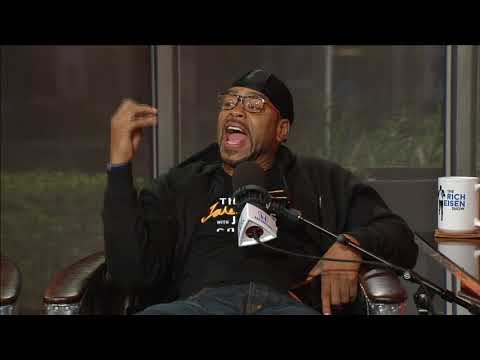 Method Man Settles the Debate: Staten Island IS Part of NYC | The Rich Eisen Show