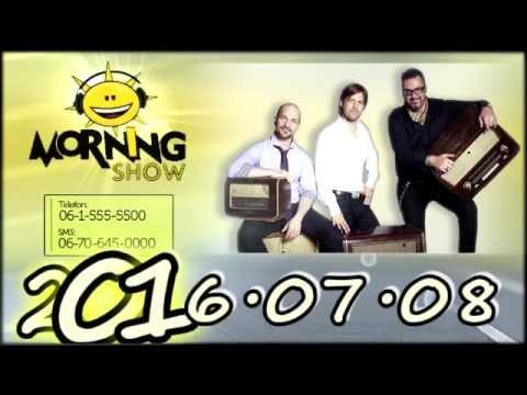 Class FM Morning Show Adás 2016 07 08 [Péntek] Szakítós buli, Dumák szex közben, Kérdezz! Felelünk