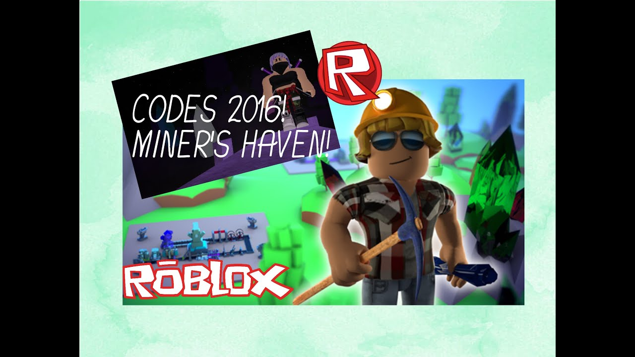Miners Haven Roblox Codes Twitter - Exploring Mars