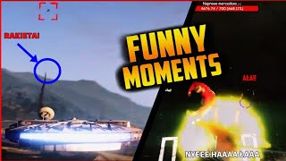 UFO | SPEEDERKO | WYBUCHY | RAKIETY | FUNNY MOMENTS!