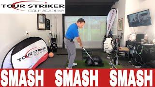 Martin Chuck | Tour Striker Smart Bag | So Satisfying :)