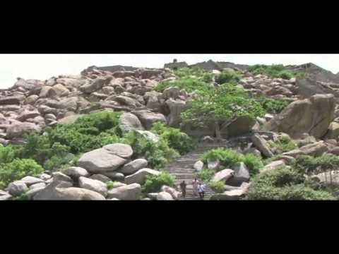 Gingee Fort in Tamil Nadu