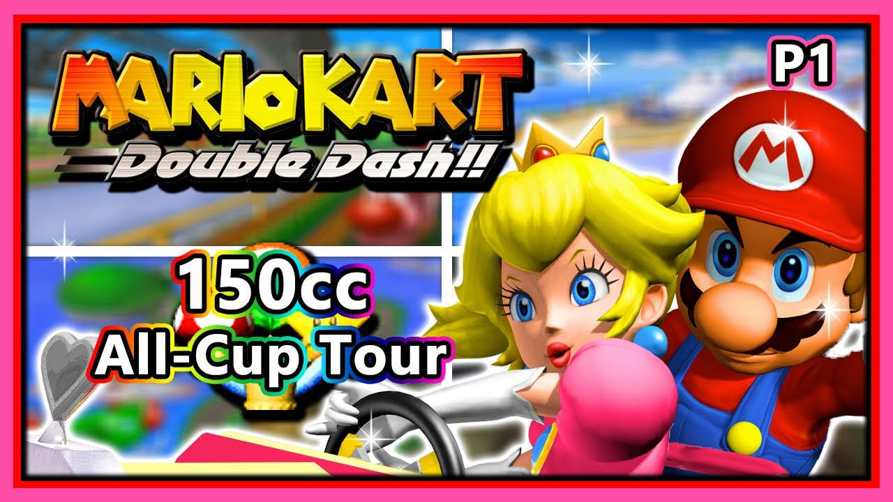 Mario Kart Double Dash All Cup Tour Part