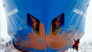 A Race Against Time and Frigid Temperatures for Ship Stuck in Antarctic